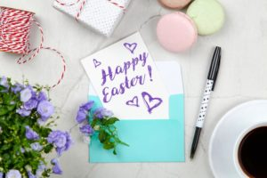 Easter prayers and poems