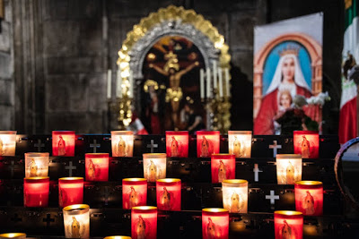Prayer To Mother Mary For Healing Of Cancer